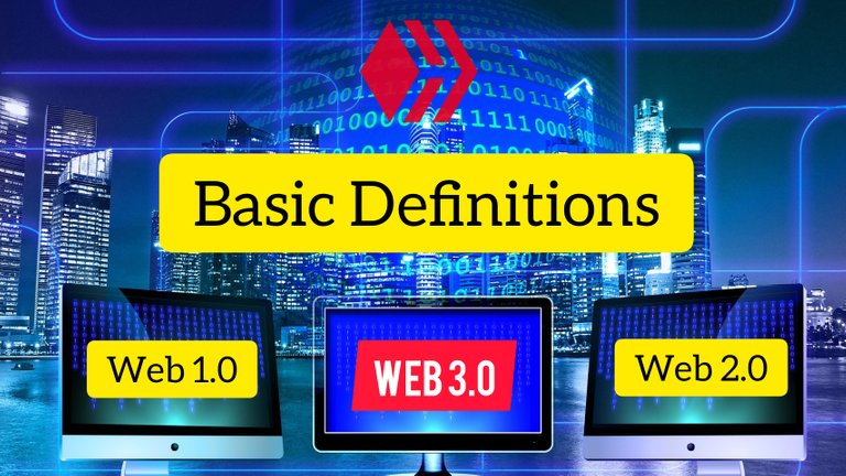 Differences of Web 1.0 Web 2.0 and Web 3.0