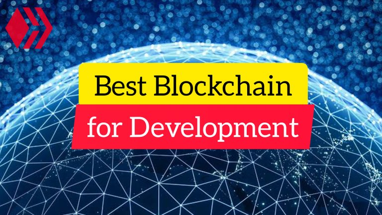 best blockchain for development