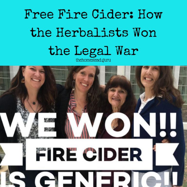 free fire cider