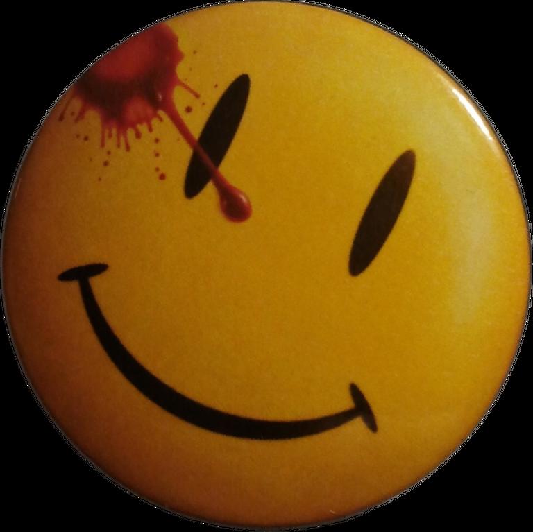 Smiley z filmu Watchmen