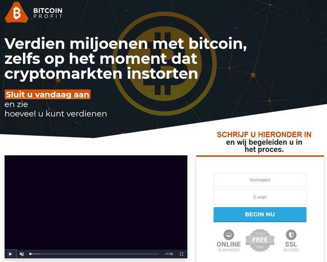 Bitcoin Profit Ervaringen & Reviews