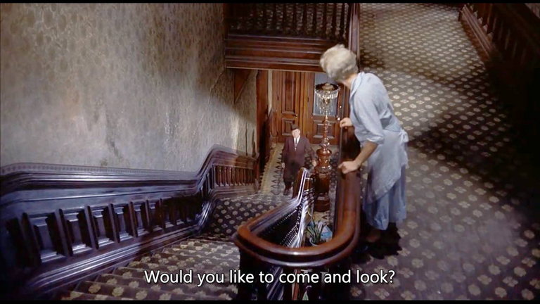Screenshot is taken from the film