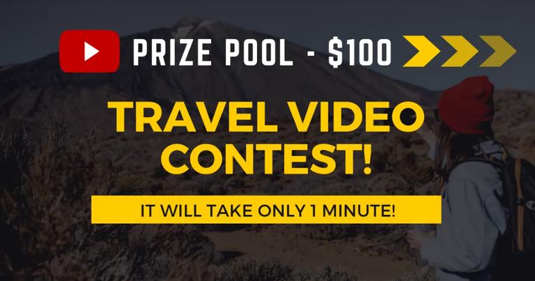 Video Travel Contest