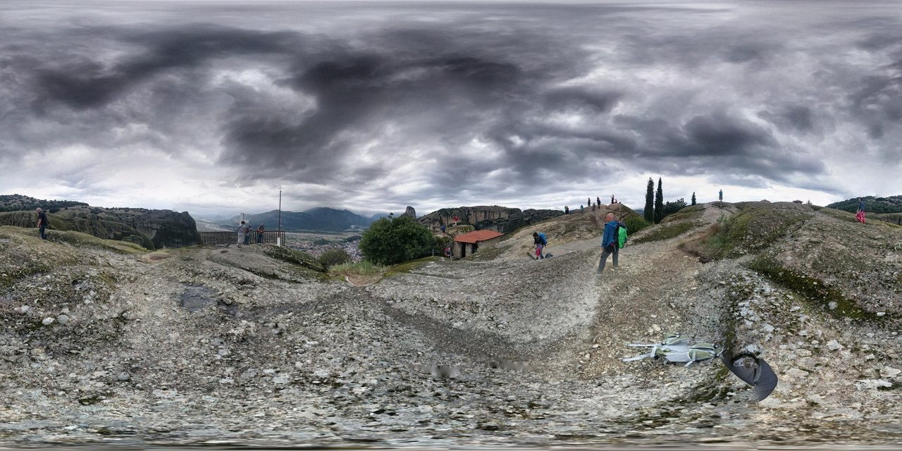 A 360° view if it works for you