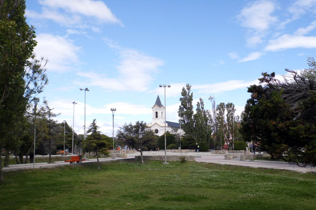Free wifi on Chilean parks