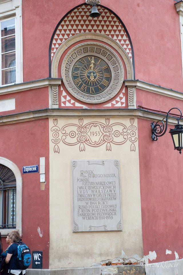Monument Rynek Starego Miasta