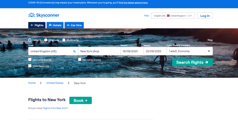 Skyscanner: The Best Flight Booking Site