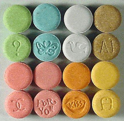MDMA, Ecstasy drug