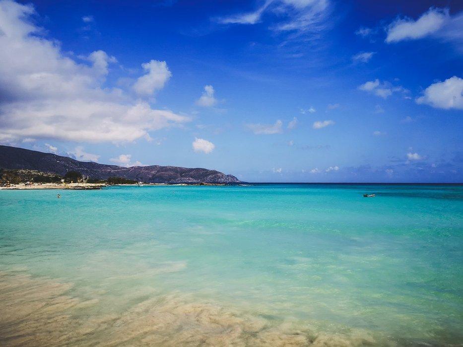 Elafonisi Beach, Crete Island