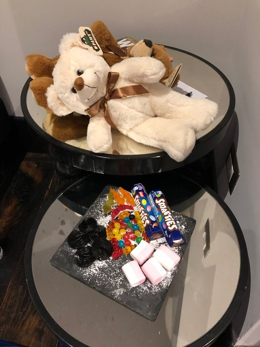 Welcome present for the kids - HT6 Boutique Hotel, Rome