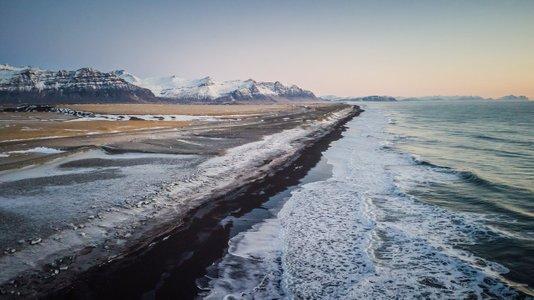 Iceland drone trip and Aurora Borealis!