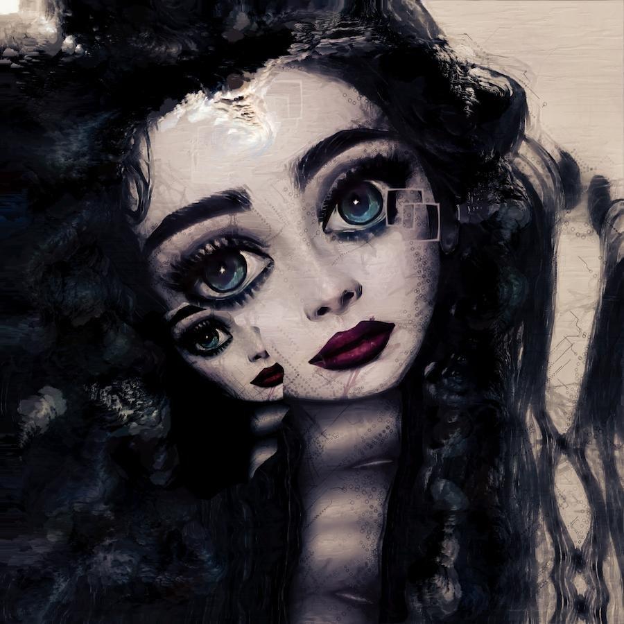 Tokenized Art on MakersPlace: Zilyana Fayeralei