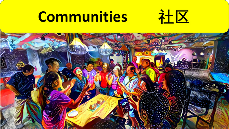 Communities Header Image