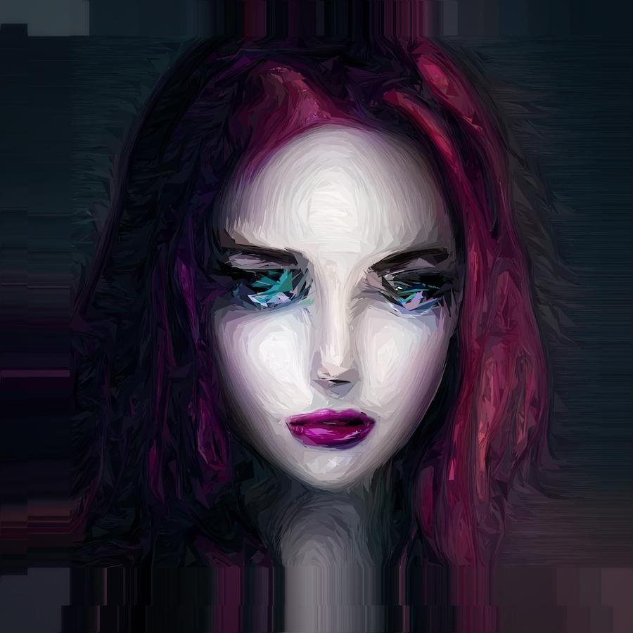 Tokenized Art on MakersPlace: Naexi Axilya