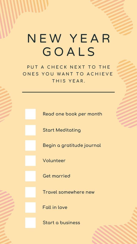 Yellow New Year Goals Checklist Interactive Instagram Story.jpg