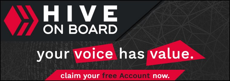 create your free Hive Account