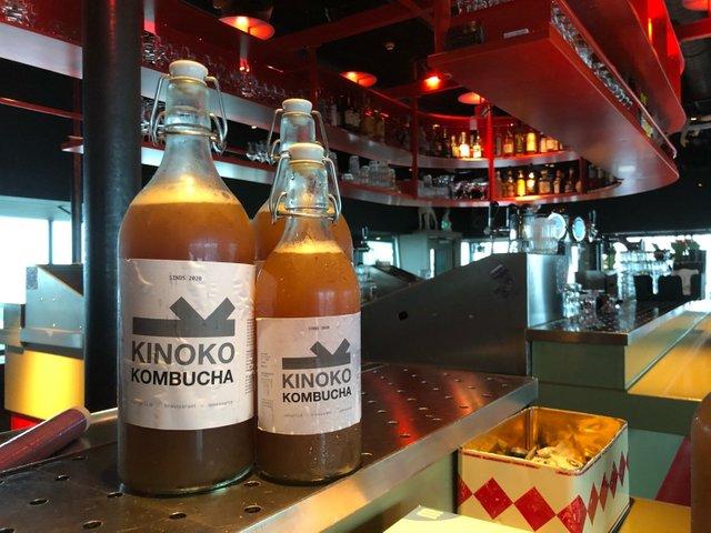 Kinoko sample delivered in SwarmFest's Volkshotel - Amsterdam