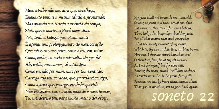 soneto 22