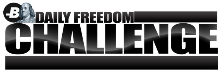 Daily Freedom Challenge