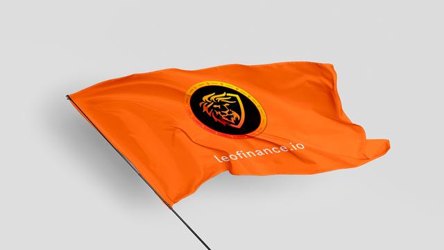 LeoFinance Flag