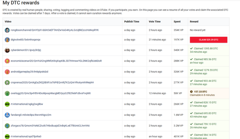 screenshot rewards