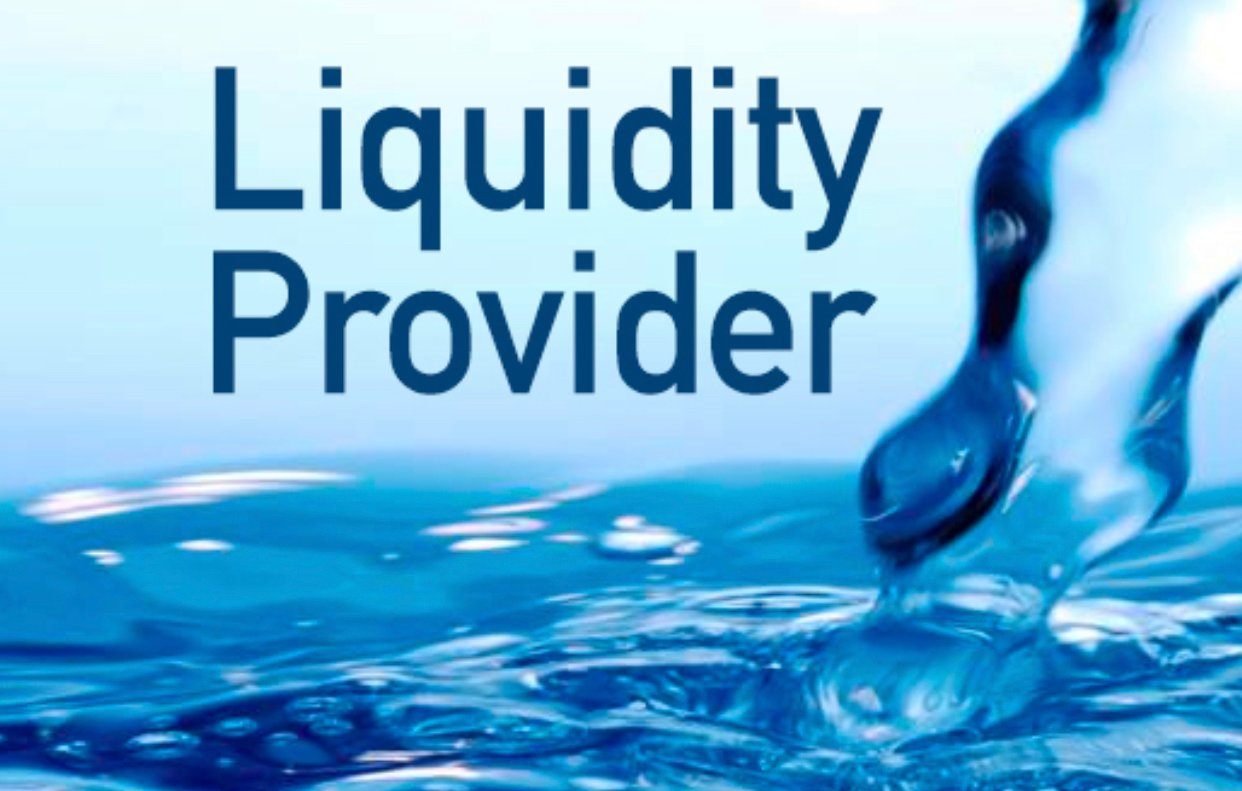The evolution of Liquidity provision right before our eyes.