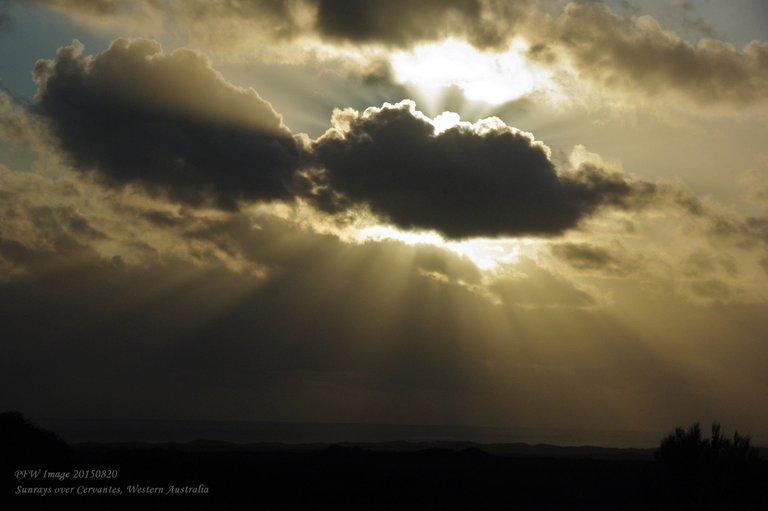 The Pinnacles Sunset Cervantes