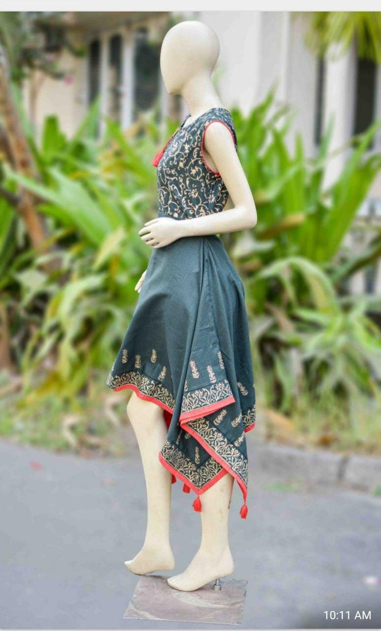 Fashion gift guide Dhunki fashion Handkerchief dress.jpeg