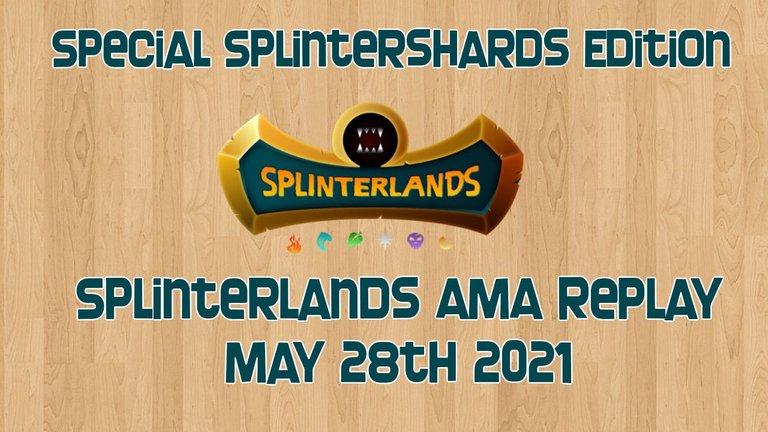 splinterlands ama replay 28-05.jpg