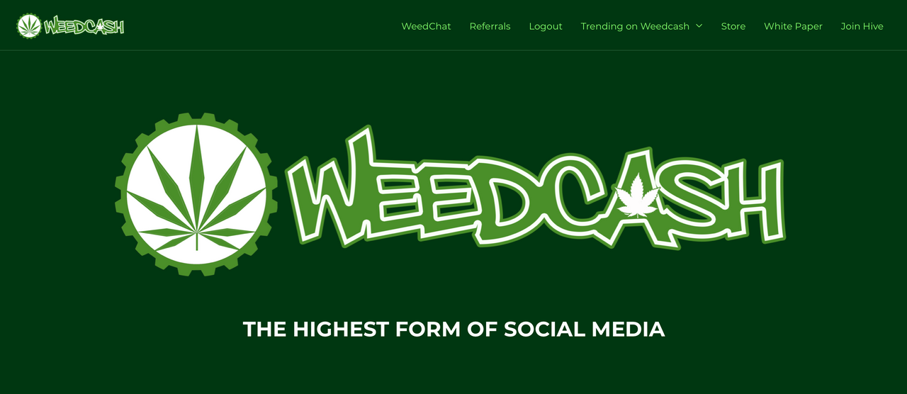 Weedcash.org Referral Program and Contest!
