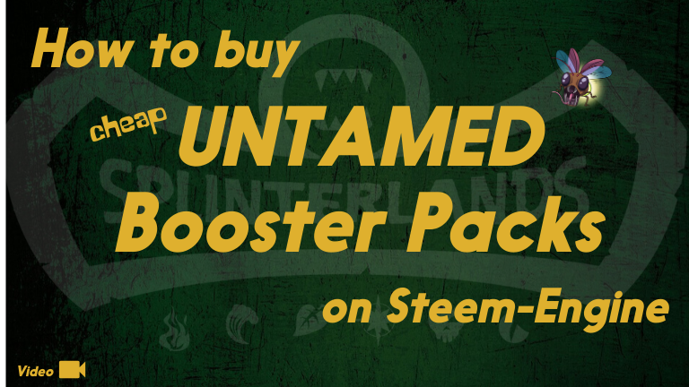 Buying CHEAP UNTAMED Booster Packs on SteemEngine.png