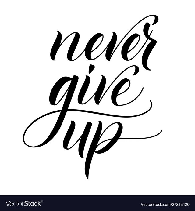 brush-calligraphy-never-give-up-vector-27233420.jpg