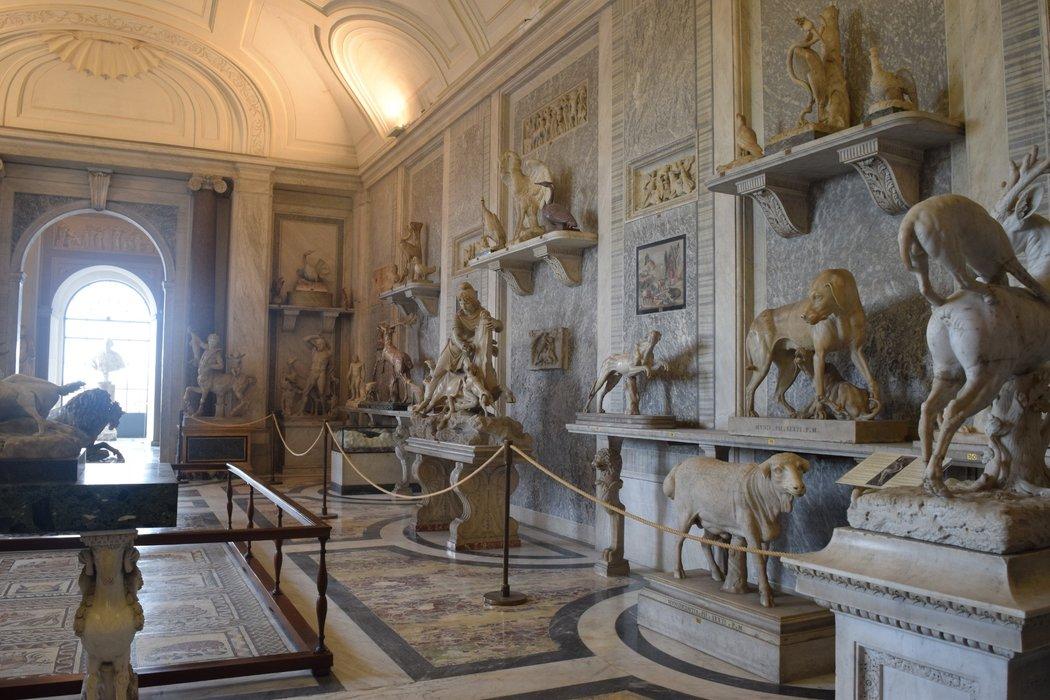 Dramatic sculptures
