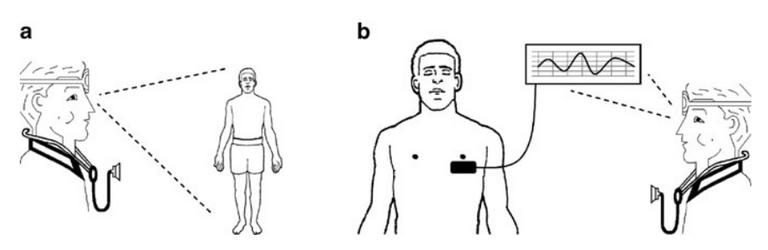Illustration of basic assessment of biosignals