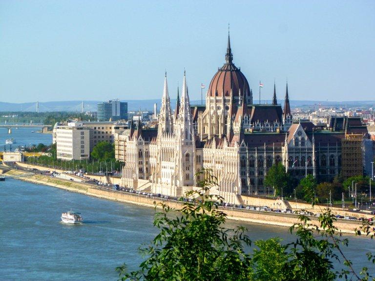 Budapest - city that never sleeps