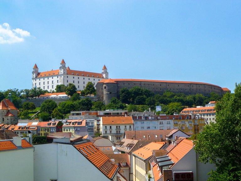 Bratislava - jewel on the river Danube