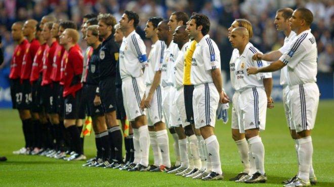 Real Madrid-Manchester United  2002-2003 https://www.marca.com/futbol/real-madrid/2017/02/15/58a4d389268e3e2f0b8b47a3.html