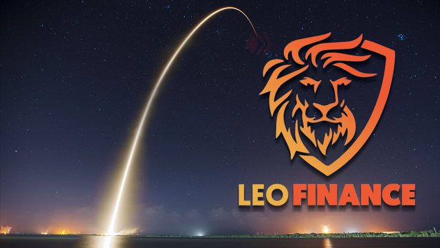 LeoFinance logo for your trading journal