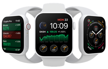 crypto pro apple watch