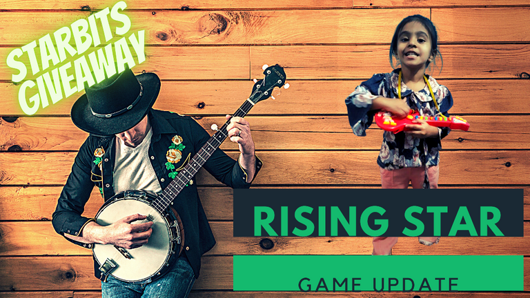 Rising Star - Game Status & Starbits Giveaway- 27...... Play And Earn...