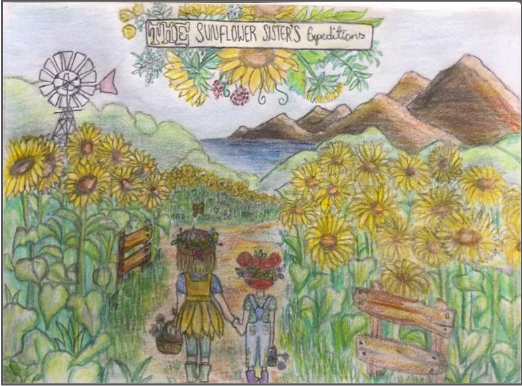 The Sunflower Sister's Expeditions cover.png