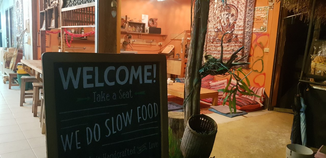 Slow food with love