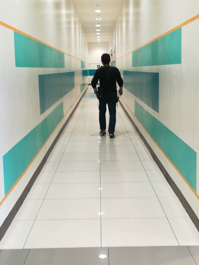 hallway of C. R.
