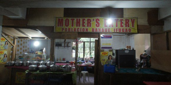Banaue Ifugao affordable food