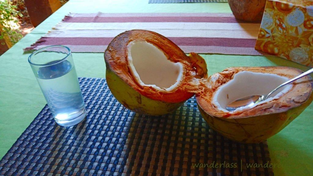 Coconut Fasting Day at Bahay Kalipay in Palawan