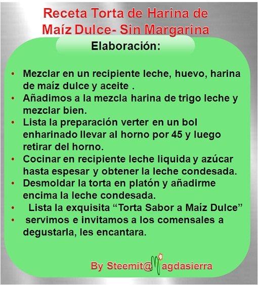 RECETA DE COCINA ESTA TORTA MAIZ DULCE .jpg