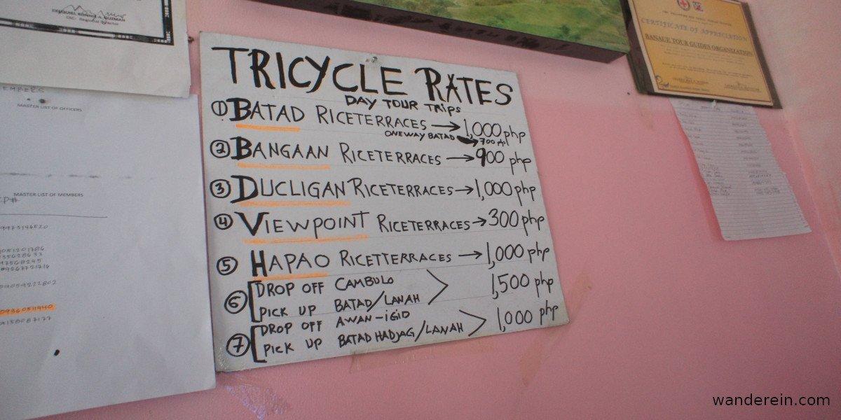 Banaue Tour Packages