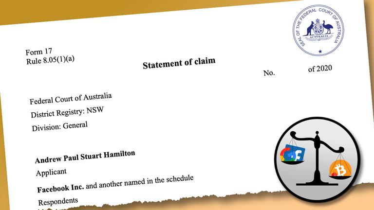 Stamped Statement of Claim
