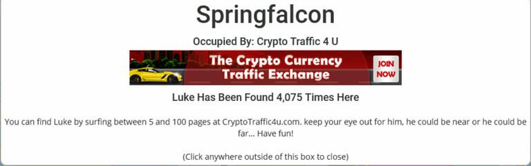 1stSHSiteCryptoTraffic4U.png