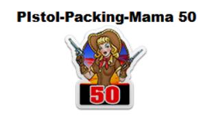 PistolPackingMama50Badge.png